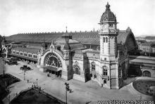 Der Kölner Hauptbahnhof Das historische Gebäude von 1896 (Foto: Bilderbuch Köln)