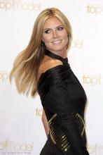 Heidi Klum: sucht das nächste Topmodel. (Foto: imago/Future Press)