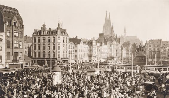 Flohmärkte In Köln Heute