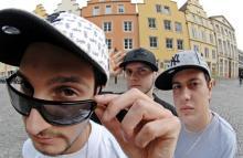 Auch Hip Hopper finden in Köln Klamottenläden. (Foto: ddp)