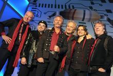Neues Album zum Bandjubiläum: 40 Jahre Höhner im Jahre 2012. (Foto: Helmut Löwe)