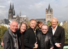"""Schon jetzt freuen sich die Höhner auf das bevorstehende """"Höhner-Fest"""" am 8. September im Tanzbrunnen. (Foto: Viola Niedenhoff)"""