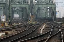 Bis 2016 sollen die Schienenarbeiten rund um den Kölner Hbf andauern. (Foto: dpad)