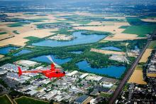 Seen sehen: Aus der Luft am schönsten Foto: hubschrauberflug.de