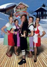 Treffen Sie Schlagerstar Jürgen Drews auf der Kölner Hütten Gaudi