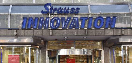 Ausverkauf Bei Strauss Innovation In Köln Hat Begonnen Koelnde