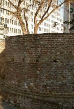 Seine einstigen Bewohner gaben dem Lysolphturm seinen Namen. (Foto: Britta Schmitz)