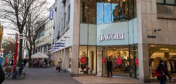 Modehaus jacobi köln schließt