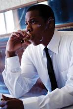Jay-Z: ist einer guten Zigarre nicht abgeneigt.