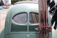 Auch Klassiker wie der Brezel-Käfer sind wahrscheinlich beim Drive-it-Day zu sehen (Foto: Christian Rentrop