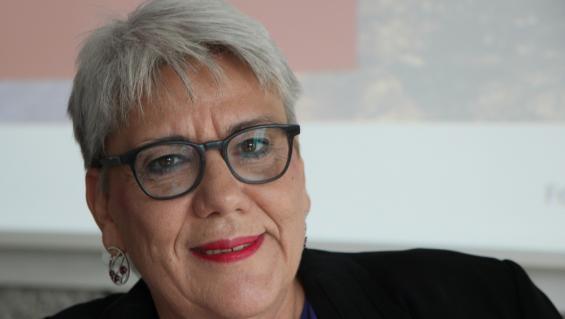 Kämmerin Gabriele Klug will bis 2023 einen ausgeglichenen Haushalt erreichen. Foto: Jürgen Schön