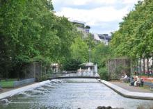 Brunnen am Kaiser-Wilhelm-Ring (Foto: bilderbuch-koeln.de)