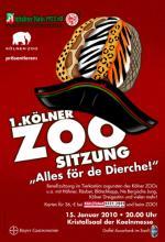 Tierisch karnevalistisch mit dem Kölner Zoo