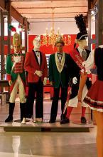 Das Karnevalsmuseum in Braunsfeld. (Foto: Britta Schmitz)