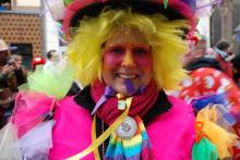 """Karnevalsstimmung im Sommer gibt's auf der Messe """"Bunt un jeck"""". (Foto: Viola Niedenhoff)"""
