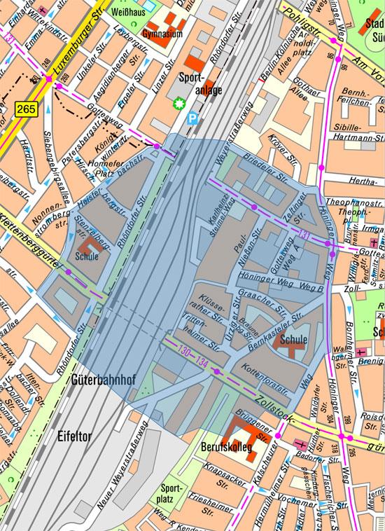 Karlheinz Steimel Weg Köln