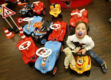 Der koeln.de-Spielzeugcheck hilft Ihnen das richtige Spielzeug für Ihr Kind zu finden. (Foto: dapd)