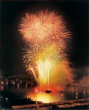 Die Kölner Lichter locken jährlich hunderttausende Besucher nach Köln. (Foto: Kölner Lichter)