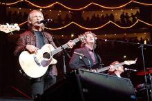 De Höhner Mit ihrem neuen Song spielten sie sich in die Herzen der Fans. (Foto: Ronja Gasper)