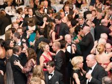Zahlreiche Prominente spenden beim KölnBall für einen guten Zweck. (Foto: KölnBall)