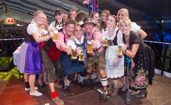 Oktoberfest In Köln