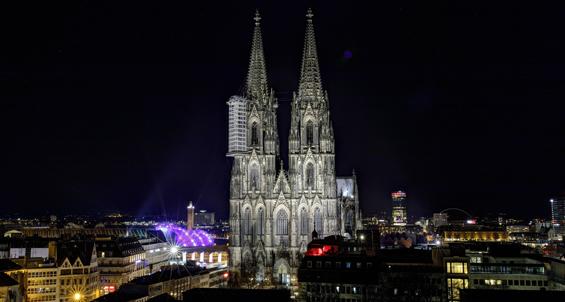 Zeitung: Einbruch in den Kölner Dom