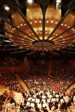 Der Konzertsaal der Kölner Philharmonie: Hier treten die weltbekanntesten Künstler auf. (Foto: Kölner Philharmonie)