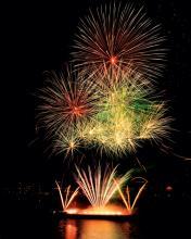 Ein Verkehrschaos beim Feuerwerk soll vermieden werden (Bild: koelner-lichter.de)