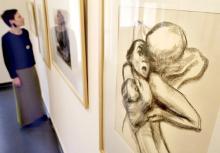 Das Käthe Kollwitz Museum präsentiert ab dem 29. Oktober seine neue Ausstellung. (Foto:ddp)