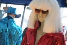 Im Studio 54 angesagt, und im Karneval 2011 ebenso: Discofieber. (Foto: Helmut Löwe)