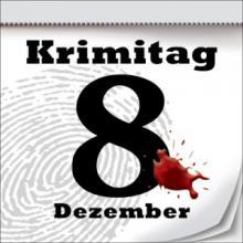 8. Dezember ist Krimitag