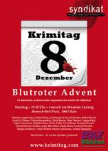 Krimitag 8. Dezember in Köln
