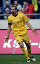 BVB-Spieler Florian Kringe Letzte Hoffnung für den FC? (Bild: ddp)