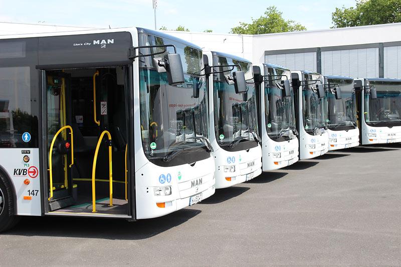 Kvb Busse