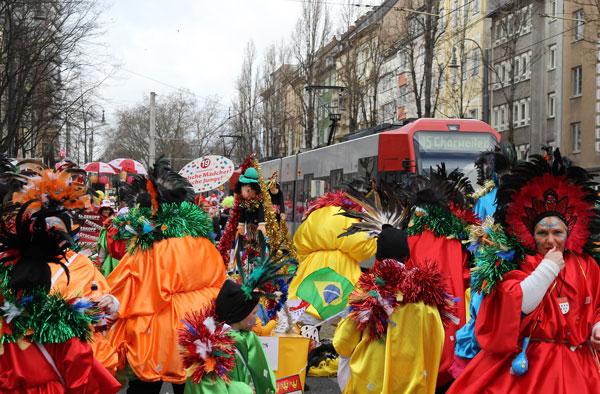 Kvb Karnevalsticket