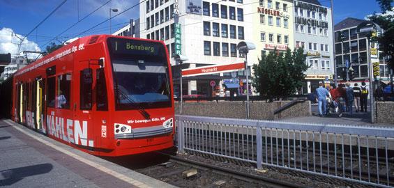 Station Heumarkt