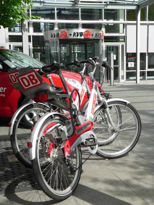Kvb Köln Fahrrad