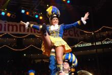 Karneval im Henkelmännchen: Tickets für die Lachende Kölnarena gibt ab Montag. (Foto: Fabian Radix)