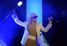 Lady Gaga erobert Köln Fans dürfen sich auf die Pop-Stil Ikone freuen (Foto: ddp)