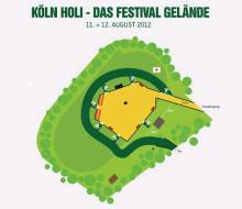 Beim Festivalgelände könnte es sich um den Rugby-Park in Klettenberg handeln.