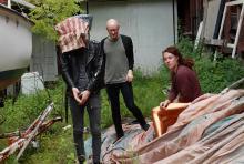 Lapko: Drei hagere Finnen machen fetten Rock. (Foto: David Black)