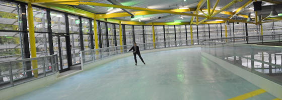 Eislaufen Köln Lentpark