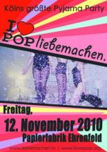 Der Flyer zur Party. (Quelle: www.myspace.com/ wirbittenzumexzess)