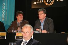 Roger Willemsen wird die Eröffnungsgala moderieren. Foto: Julia Schmitz