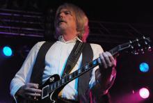Scott Gorham: trommelte das neue Lineup Thin Lizzys zusammen. (Foto: Helmut Löwe)