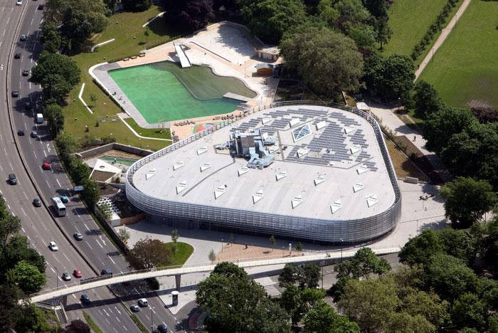 Lentpark Köln Freibad