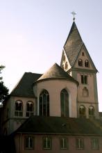 Ostseite von St. Maria Lyskirchen (Foto: Marie Neuhalfen)