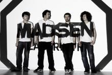 Madsen: ein Quartett aus dem einsamen Wendland. (Foto: Sven Sindt/Universal)