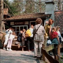 Der Märchenwald ist bei Kinder sehr beliebt. Fotos: Fritz Schnell