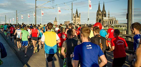 Köln Marathon Corona